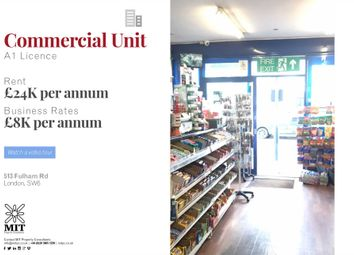 Thumbnail Industrial to let in Fulham Road, London