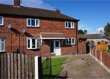 Thumbnail 3 bed semi-detached house for sale in Manor Drive, North Featherstone