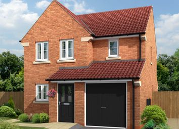 "Thumbnail 3 bed detached house for sale in ""The Everingham"" at White Mill Drive, Pocklington, York"