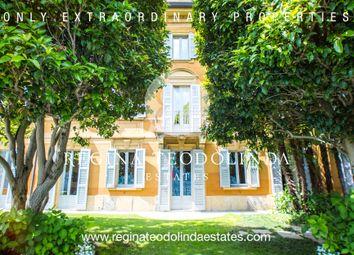 Thumbnail 6 bed villa for sale in Via Regina Vecchia, Carate Urio, Como, Lombardy, Italy
