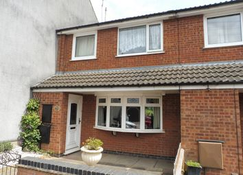 Thumbnail 3 bed link-detached house for sale in Vicarage Street, Earl Shilton, Leicester