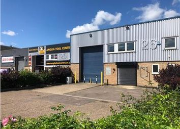 Thumbnail Light industrial to let in Unit 26, Clifton Road, Cambridge