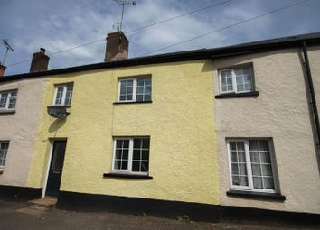 Thumbnail 2 bed terraced house to rent in Bow, Crediton