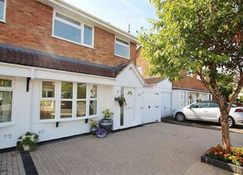 Thumbnail 4 bed semi-detached house for sale in Kelting Grove, Clevedon