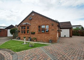 Thumbnail 3 bed bungalow for sale in Bennington Close, Hedon, Hull