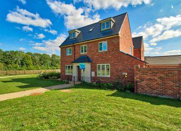 Leslie Walk, Whittington, Worcester WR5. 4 bed detached house