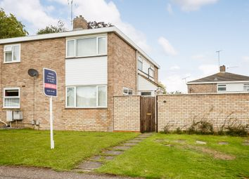 Thumbnail 3 bed semi-detached house for sale in Frobisher Drive, Stevenage