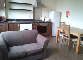 Thumbnail 2 bed flat to rent in Flat 5, 36 Clarendon Road, Leeds