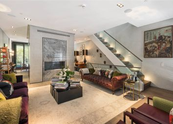 Thumbnail 4 bed terraced house for sale in Pond Place, London