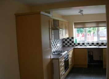Thumbnail 3 bed semi-detached house to rent in Newhall, Swadlincote
