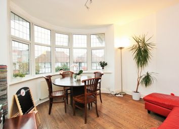Thumbnail 3 bed flat to rent in Woodstock Avenue, Golders Green