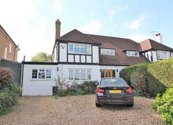 Thumbnail 4 bed semi-detached house to rent in Hilfield Lane, Aldenham, Watford
