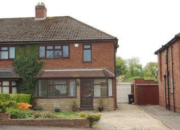 Thumbnail 3 bed semi-detached house to rent in Meadow Road, Albrighton, Wolverhampton