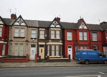 Thumbnail 4 bed terraced house for sale in Knowsley Road, Bootle