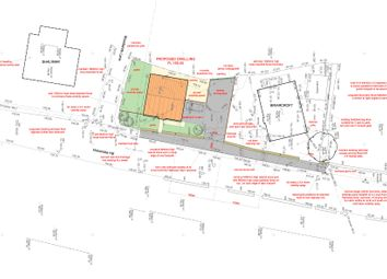 Thumbnail Land for sale in Single Building Plot, Holcombe, Radstock, Nr Bath