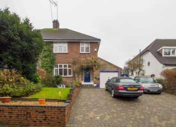 Thumbnail 3 bed semi-detached house for sale in Downs Road, Coulsdon