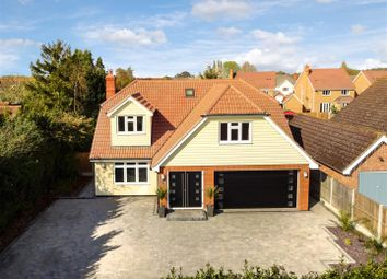 Thumbnail 4 bedroom detached house for sale in Mill Road, Burnham-On-Crouch