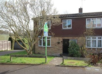 Thumbnail 3 bed terraced house for sale in Heskett Park, Pembury, Tunbridge Wells