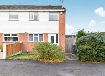 Thumbnail 3 bed semi-detached house to rent in Holborn View, Codnor, Ripley