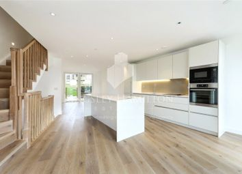 Thumbnail 3 bed terraced house to rent in The Crescent, Kidbrooke Village, London