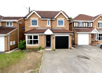 Thumbnail 4 bed detached house for sale in Lapwing Road, Driffield