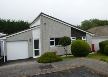 Thumbnail 3 bed bungalow to rent in Edinburgh Close, Carlyon Bay, St Austell