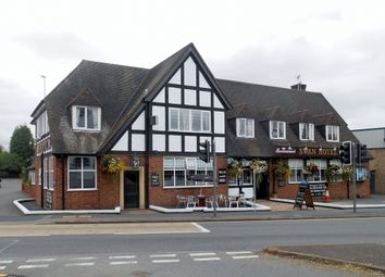 Thumbnail Pub/bar for sale in Swan Hotel, 106 Watling Street, Telford, Shropshire