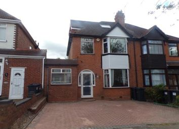 4 bed semi-detached house for sale in Bradstock Road, Kings Norton, Birmingham, West Midlands B30