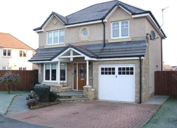 Thumbnail 4 bed detached house to rent in Castlefields Crescent, Kintore, Inverurie