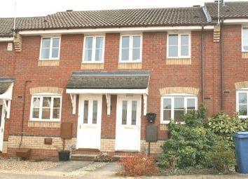 Thumbnail 2 bedroom terraced house to rent in Swallowtail Close, Pinewood, Ipswich