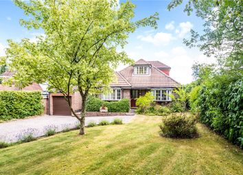 Thumbnail 3 bed detached house for sale in Cansiron Lane, Ashurst Wood, East Grinstead, West Sussex