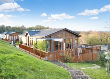 Thumbnail 2 bed lodge for sale in The Warren Estate, Woodham Walter, Maldon