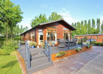 Thumbnail 2 bed property for sale in Cliffe Country Lodges, Cliffe Common, Cliffe, Selby