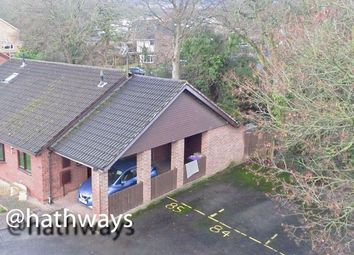 Thumbnail 2 bed semi-detached bungalow for sale in Pentre Close, Coed Eva, Cwmbran