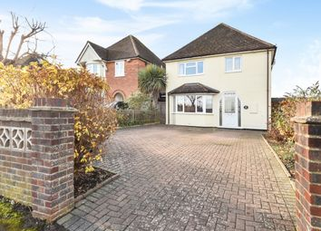 Thumbnail 4 bed detached house for sale in Green Lane, Farnham, Surrey