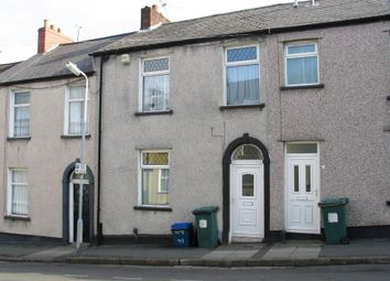 Thumbnail 3 bed terraced house to rent in Blewitt Street, Baneswell, Newport