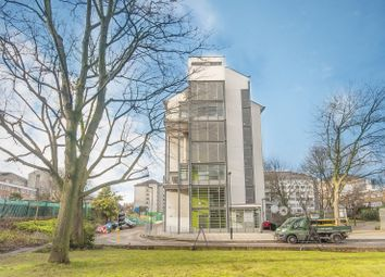 Thumbnail 2 bed flat for sale in Bernhardt Crescent, London