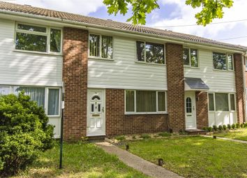 Thumbnail 3 bed terraced house for sale in Tickleford Drive, Weston, Southampton, Hampshire