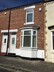 Thumbnail 2 bed terraced house to rent in Sedgwick Street, Darlington