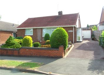 Thumbnail 2 bedroom detached bungalow for sale in Causeway, Allestree, Derby