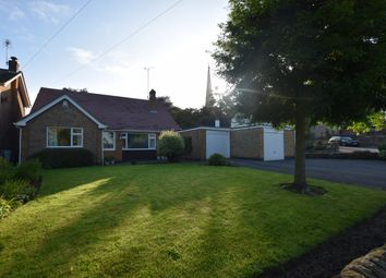 Thumbnail 4 bed detached house to rent in Rectory Lane, Breadsall, Derby