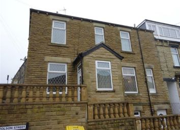 Thumbnail 3 bed terraced house for sale in Tolson Street, Dewsbury