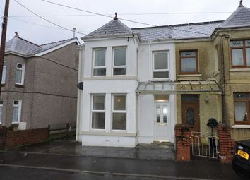 Thumbnail 2 bed semi-detached house for sale in Walter Road, Ammanford