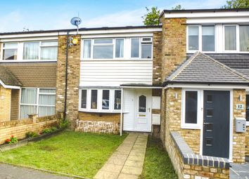 Thumbnail 3 bedroom terraced house for sale in Sussex Close, Hoddesdon