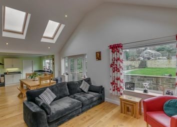 Thumbnail 5 bedroom detached bungalow for sale in Delph Edge, Green Moor, Wortley, Sheffield