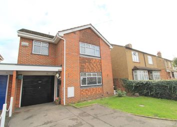 Thumbnail 4 bed link-detached house for sale in Warwick Road, Ashford