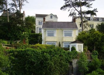 Thumbnail 4 bed detached house for sale in The Grove, Mumbles, Swansea