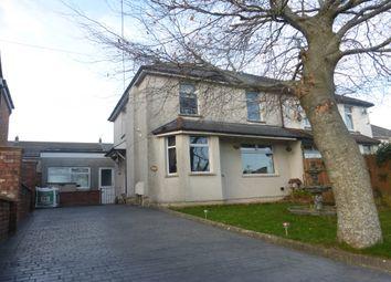 Thumbnail 3 bedroom semi-detached house for sale in Danygraig Terrace, Llanharan, Pontyclun