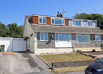 Thumbnail 3 bed semi-detached house for sale in St Edward Gardens, Eggbuckland, Plymouth