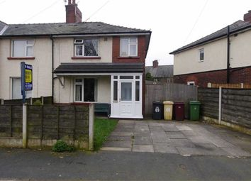 Thumbnail 3 bed semi-detached house for sale in Doyle Road, Bolton, Lancs
